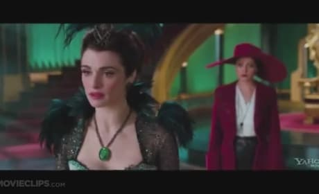 Oz The Great and Powerful Clip: I am Not Evil!