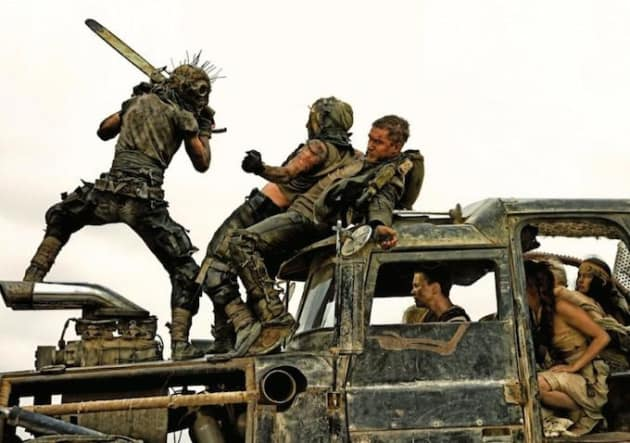 Mad Max Fury Road Still Photo