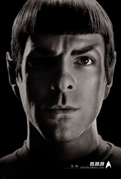 New Spock Poster