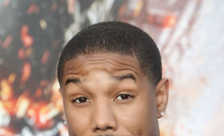 Fantastic Four Reboot: Michael B. Jordan as Human Torch?