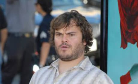 Jack Black Reunites with Panda Writers