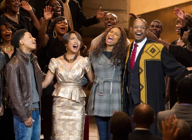Black Nativity Cast