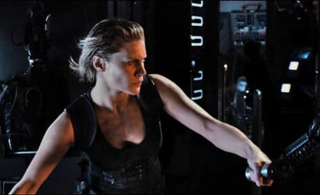 Riddick: Katee Sackhoff Talks Her Life of Sci-Fi Love