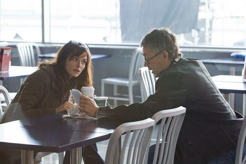Rachel Weisz and Tony Gilroy on The Bourne Legacy Set