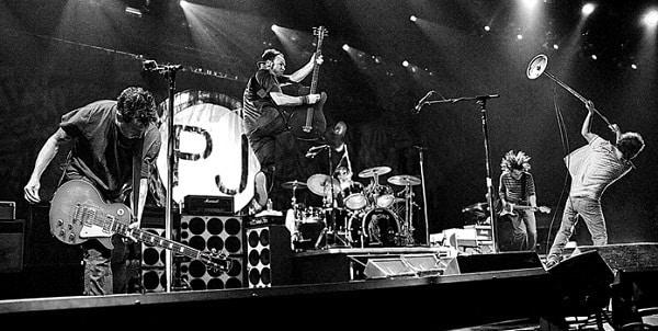 Pearl Jam Twenty Film Still