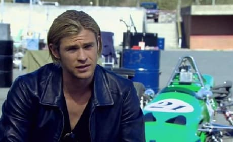 Rush Featurette: Chris Hemsworth Talks Getting Racing Right