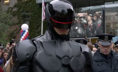 RoboCop is Joel Kinnaman