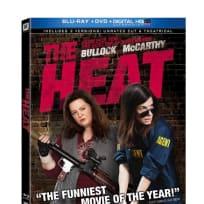 The Heat DVD/Blu-Ray Combo Pack