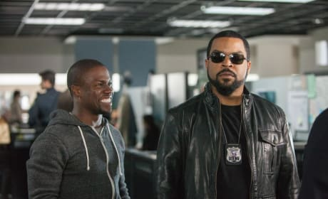 Ride Along Quotes: You Want the Hammer?!