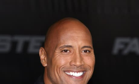 Dwayne Johnson Photograph
