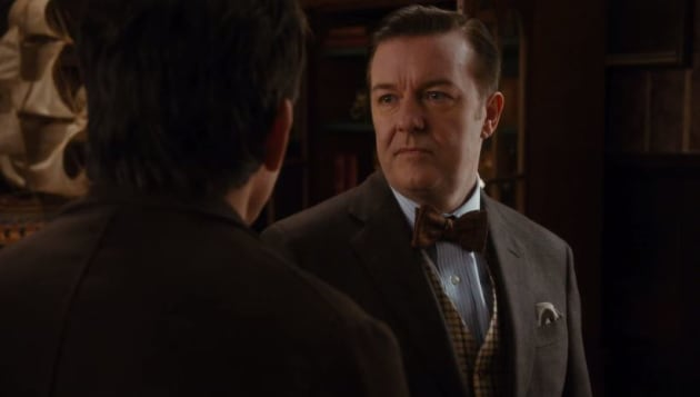 Night at the Museum: Secret of the Tomb Ricky Gervais