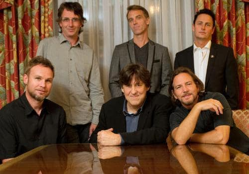 Cameron Crowe and Pearl Jam for Pearl Jam 20