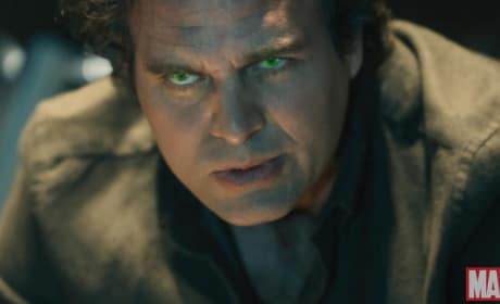 Avengers Age of Ultron Hulk Mark Ruffalo