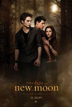 Official New Moon Poster