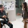 Cobb talks architecture with Ariadne