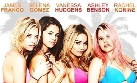 Spring Breakers Girls Poster