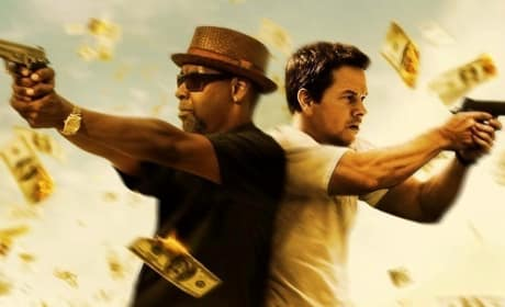 Mark Wahlberg Deznel Washington 2 Guns