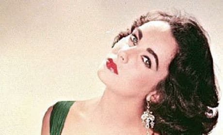 Screen Legend Elizabeth Taylor
