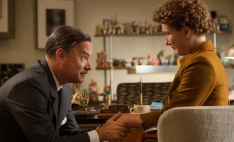 Saving Mr. Banks Stills: Tom Hanks' Walt Disney Tries to Make Mary Poppins