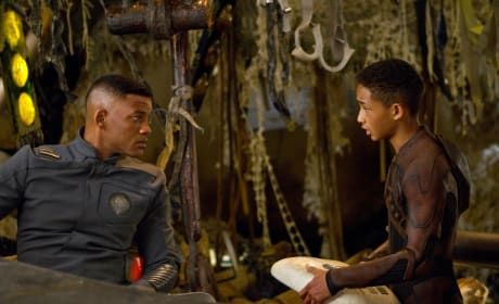 Jaden Smith Will Smith After Earth