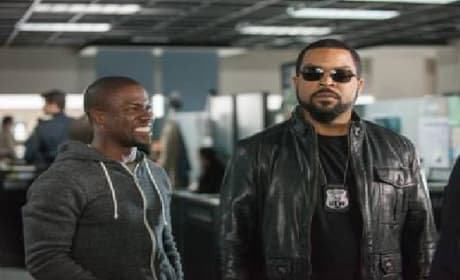 Ride Along Trailer: Kevin Hart Falls For Ice Cube's Sister