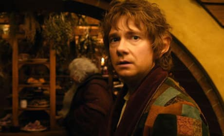 Martin Freeman The Hobbit Still