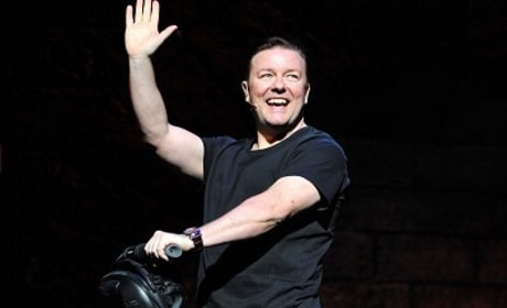 Ricky Gervais Pic