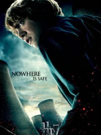 Ron Deathly Hallows Character Poster