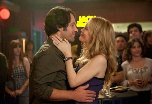 Paul Rudd and Leslie Mann Star in This is 40