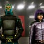 Kick-Ass 2 Aaron Taylor Johnson Chloe Moretz