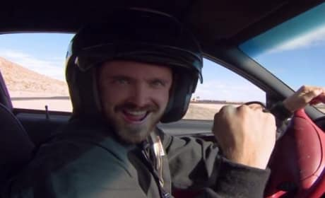 Need for Speed Video: Aaron Paul Goes to Driving School