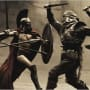 Leonidas Fights