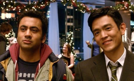 John Cho and Kal Penn Star in A Very Harold and Kumar 3D Christmas