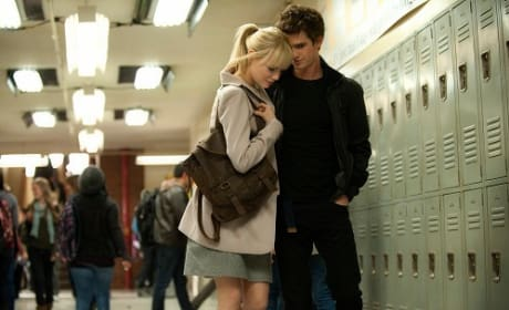 Emma Stone Andrew Garfield The Amazing Spider-Man