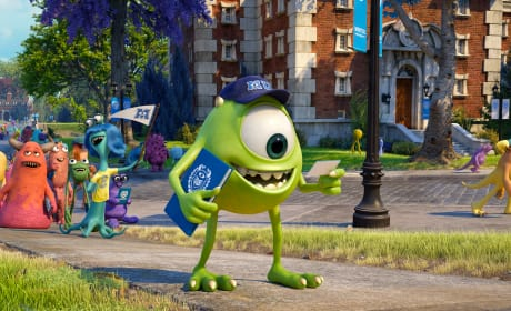 Monsters University Repeats: Weekend Box Office Report