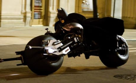 A Look at the Batpod!