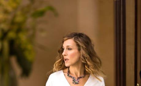 Sarah Jessica Parker as Carrie Bradshaw