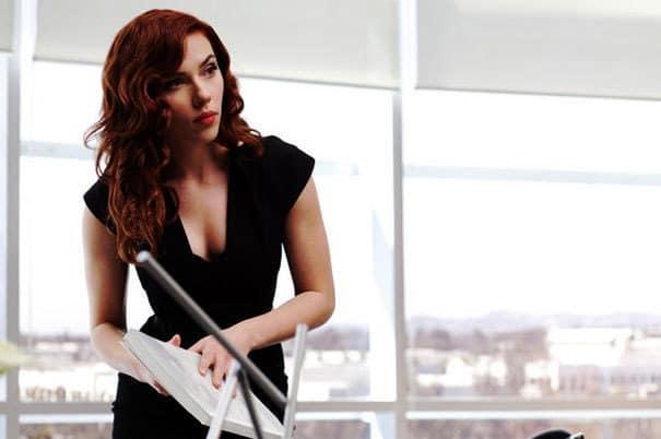 Scarlett Johansson as Natasha Romanof