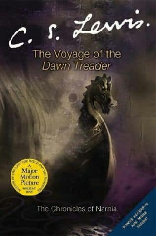The Chronicles of Narnia: The Voyage of the Dawn Treader Cover