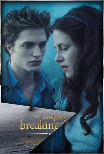 Breaking Dawn Final Poster Part 1