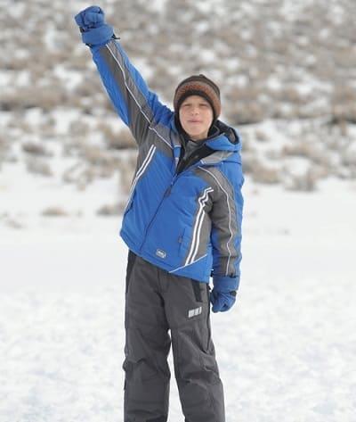 Bobby Coleman in Snowmen