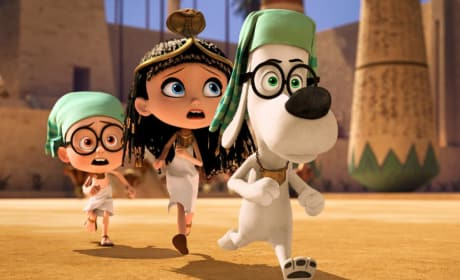 Mr. Peabody & Sherman Still