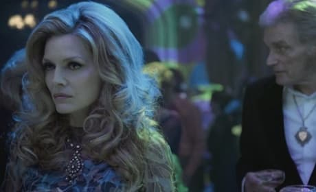 Michelle Pfeiffer Stars in Dark Shadows
