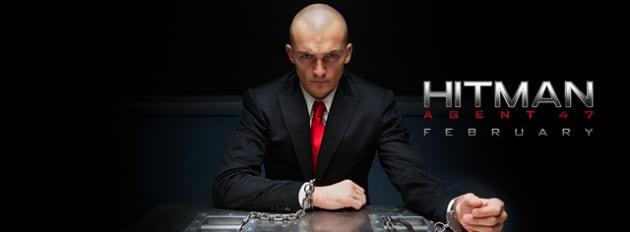 Hitman: Agent 47 Logo