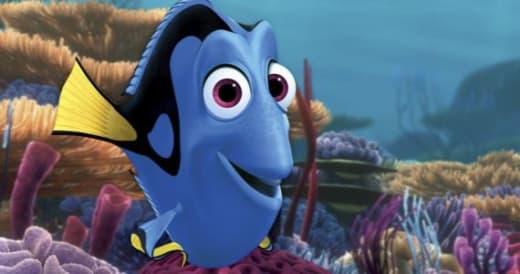 Finding Nemo Dory