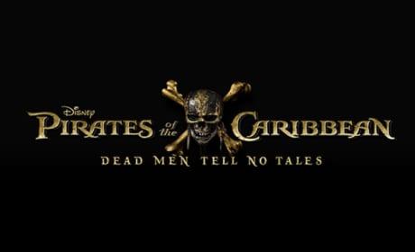 Pirates Of The Caribbean: Dead Men Tell No Tales Logo