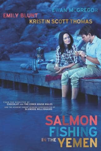 Salmon Fishing in the Yemen Poster 2