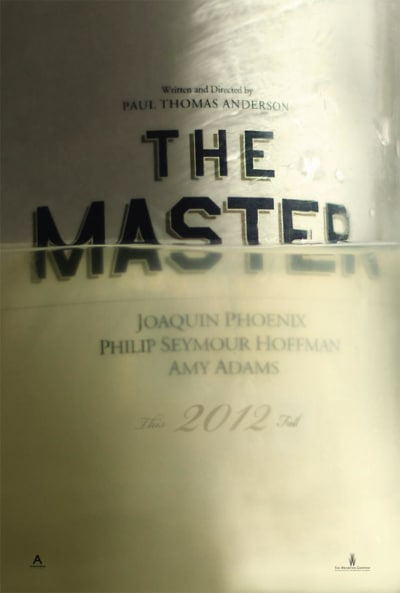 The Master Teaser Poster