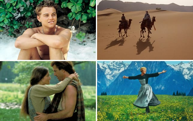 9 movies with the most exotic locales the beach in the beach