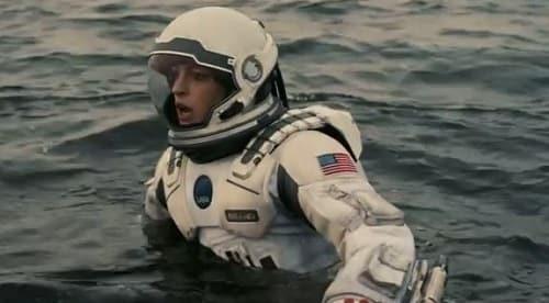Interstellar Star Anne Hathaway